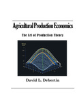 Agricultural Production Economics: The Art of Production Theory icon