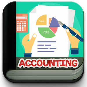 Free Accounting Tutorial App for Android icon