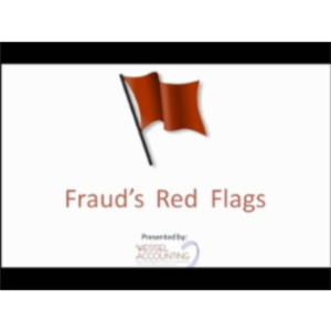 Fraud's Red Flags for Small Businesses