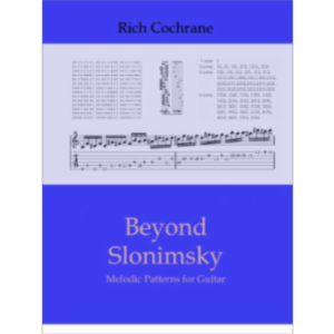 Beyond Slonimsky: Melodic Patterns for Guitar | icon