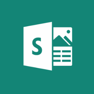Sway: Create and share interactive reports, presentations, personal stories, and more. icon