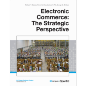 Electronic Commerce: The Strategic Perspective icon