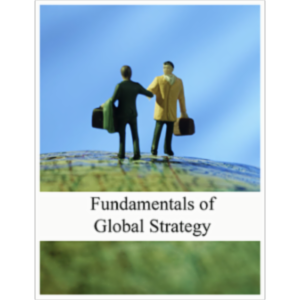 Fundamentals of Global Strategy icon