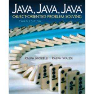 Java, Java, Java: Object-Oriented Problem Solving icon