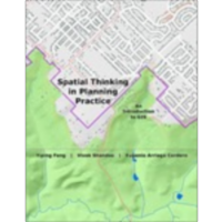 Spatial Thinking in Planning Practice: An Introduction to GIS icon