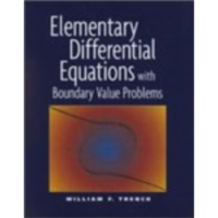Elementary Differential Equations with Boundary Value Problems icon