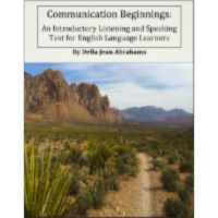 Communication Beginnings: An Introductory Listening and Speaking Text for English Language Learners icon