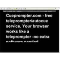 Review: Cueprompter