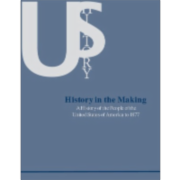 History in the Making: A History of the People of the United States of America to 1877 icon