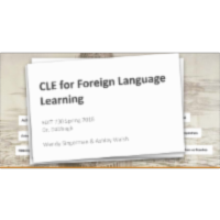 Constructivist Learning Environment for Foreign Language Learning icon
