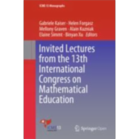 Invited Lectures from the 13th International Congress on Mathematical Education | SpringerLink icon