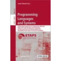 Programming Languages and Systems | SpringerLink icon
