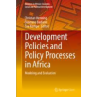 Development Policies and Policy Processes in Africa | SpringerLink icon
