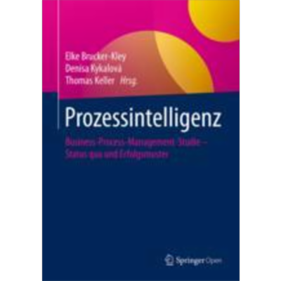 Prozessintelligenz | SpringerLink icon