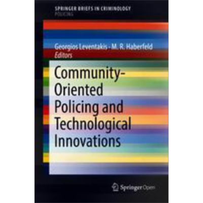 Community-Oriented Policing and Technological Innovations | SpringerLink