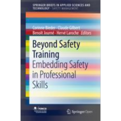 Beyond Safety Training | SpringerLink icon