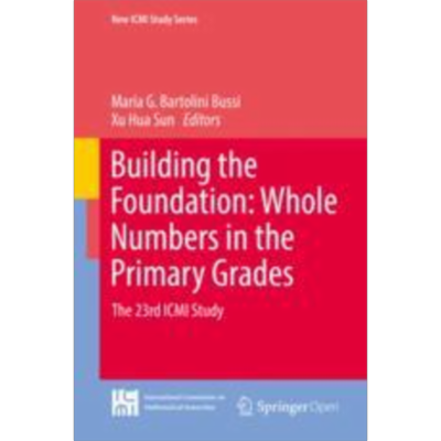 Building the Foundation: Whole Numbers in the Primary Grades | SpringerLink icon