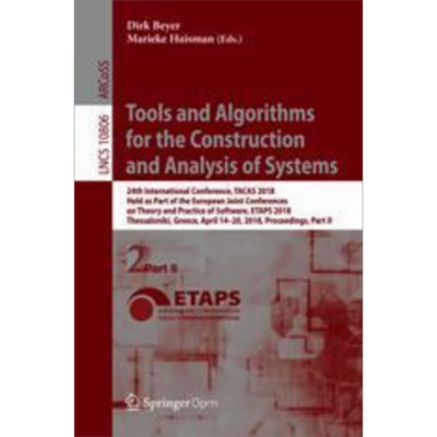 Tools and Algorithms for the Construction and Analysis of Systems | SpringerLink icon