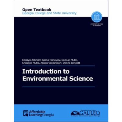 Introduction to Environmental Science, 2nd edition icon