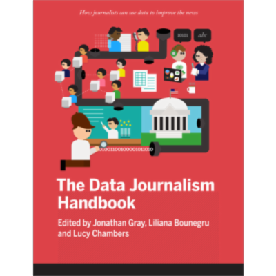 The Data Journalism Handbook icon