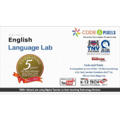 English Language Lab in Hyderabad, India icon
