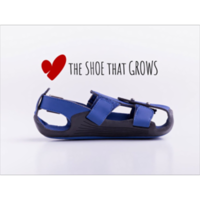 "Because International | The Power of Small Things ""Shoes that Grow"" icon"