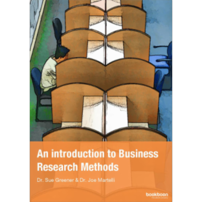 An introduction to Business Research Methods icon