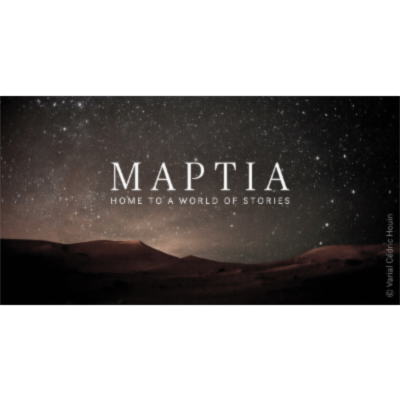 Maptia · Home to a World of Stories icon