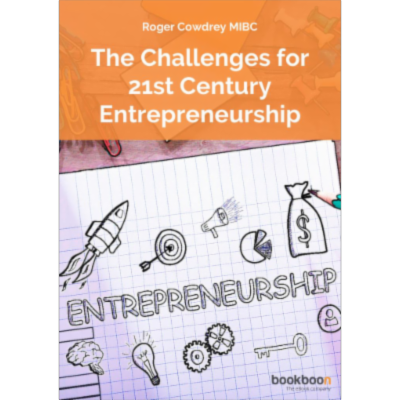 The Challenges for 21st Century Entrepreneurship icon