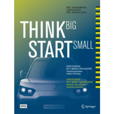 Think Big, Start Small | SpringerLink icon
