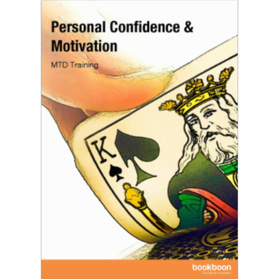 Personal Confidence and Motivation icon