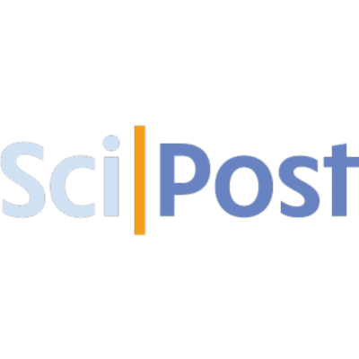 SciPost Physics [*two-way Open Access Journal]