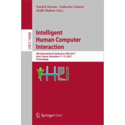 Intelligent Human Computer Interaction | SpringerLink icon