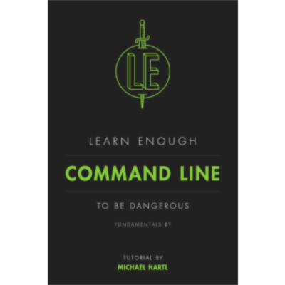 Learn Enough Command Line to Be Dangerous icon