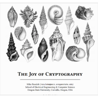 The Joy of Cryptography icon