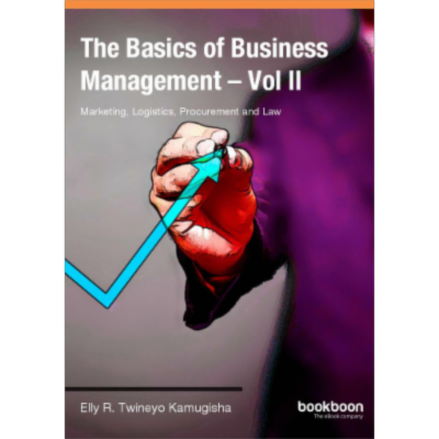 The Basics of Business Management -Vol II Marketing, Logistics, Procurement and Law icon