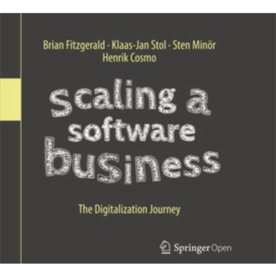 Scaling a Software Business | SpringerLink icon