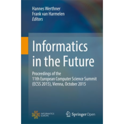 Informatics in the Future | SpringerLink icon