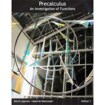 Precalculus: An Investigation of Functions (Includes Trig) 1st Ed icon