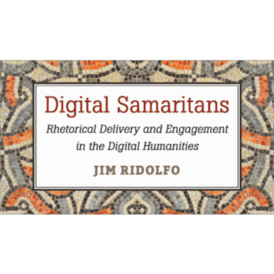 Digital Samaritans: Rhetorical Delivery and Engagement in the Digital Humanities icon