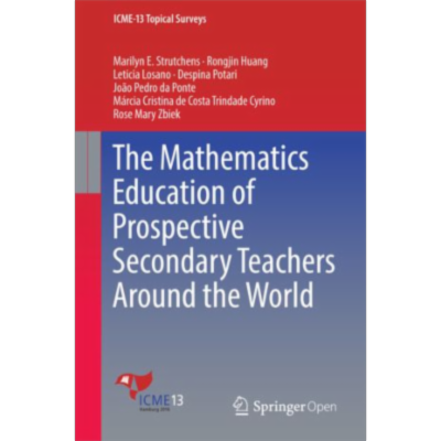 The Mathematics Education of Prospective Secondary Teachers Around the World | SpringerLink icon
