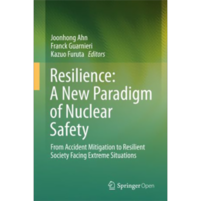 Resilience: A New Paradigm of Nuclear Safety | SpringerLink icon