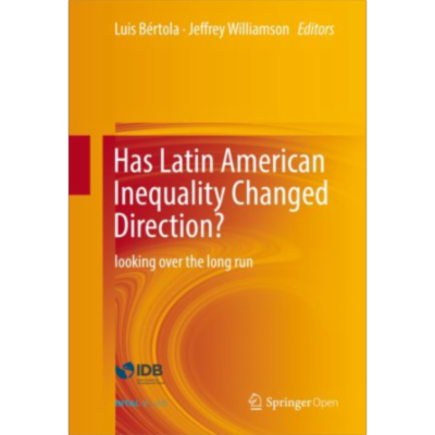 Has Latin American Inequality Changed Direction? | SpringerLink icon