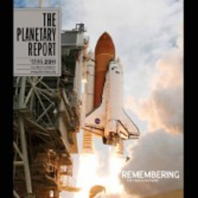 The Planetary Report (Open Access) icon