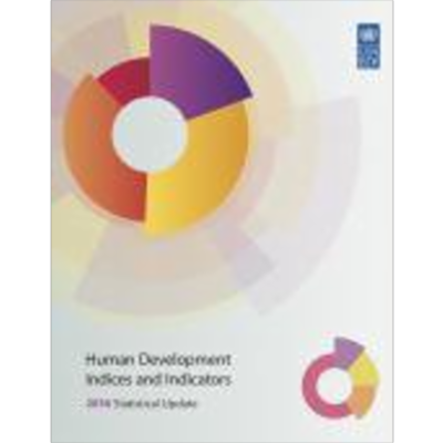 Human Development Indices and Indicators: 2018 Statistical Update icon