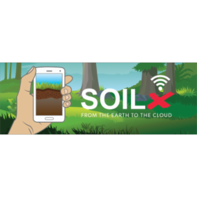 SOILx - From the earth to the cloud icon