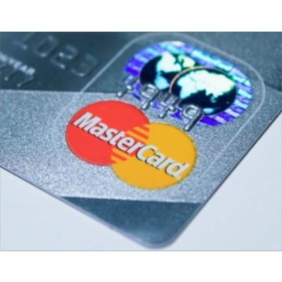 Bio-based a possible solution to Mastercard's search for more sustainable bank cards. icon
