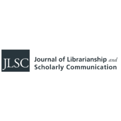 Journal of Librarianship and Scholarly Communication icon