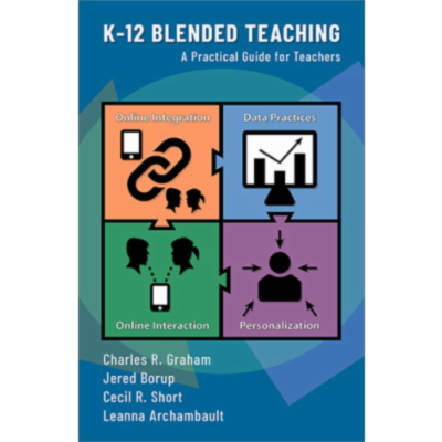 K-12 Blended Teaching icon