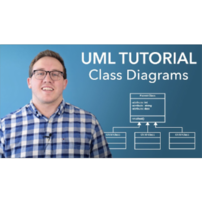 UML Class Diagram Tutorial icon